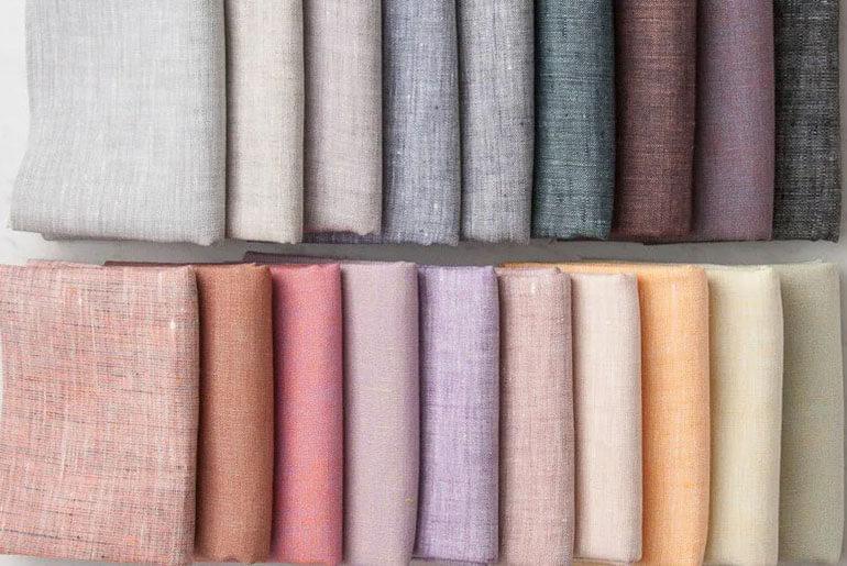 cotton blend upholstery fabric