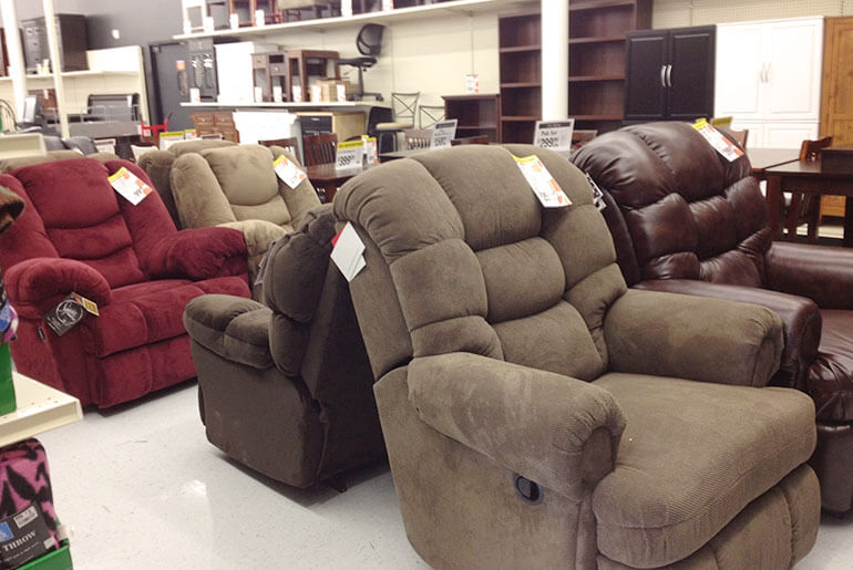 recliners on sale