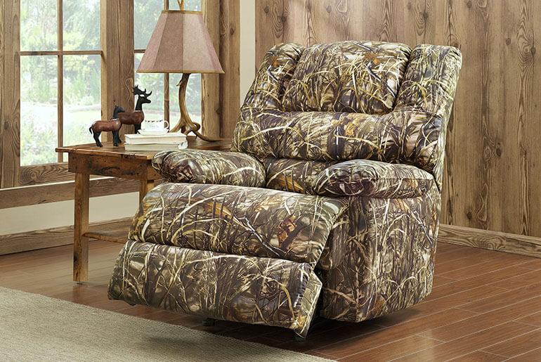 best camo recliners